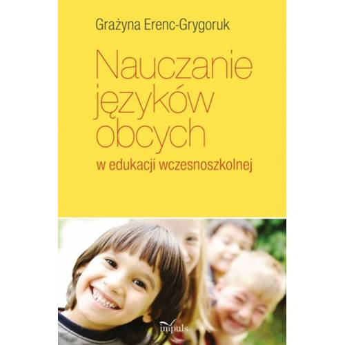 produkt - Nauczanie języków obcych w edukacji wczesnoszkolnej