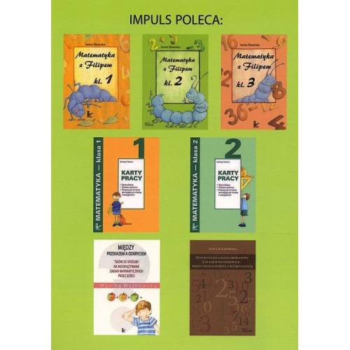 produkt - Karty pracy Język polski - klasa 1
