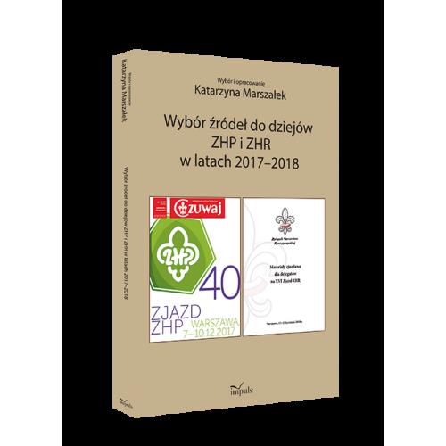 produkt - Wybór źródeł do dziejów ZHP i ZHR w latach 2017–2018