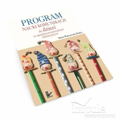Program nauki komunikacji dla dzieci ze specjalnymi potrzebami edukacyjnymi