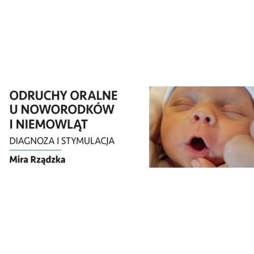 produkt - Odruchy oralne u noworodków i niemowląt
