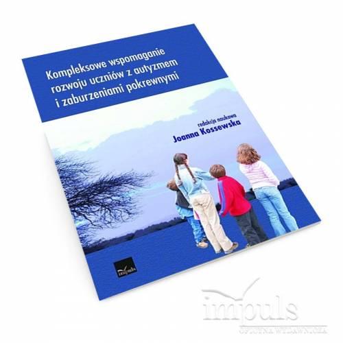 produkt - Kompleksowe wspomaganie rozwoju uczniów z autyzmem i zaburzeniami pokrewnymi