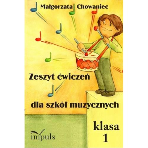 produkt - Zeszyt ćwiczeń dla szkół muzycznych. Klasa 1