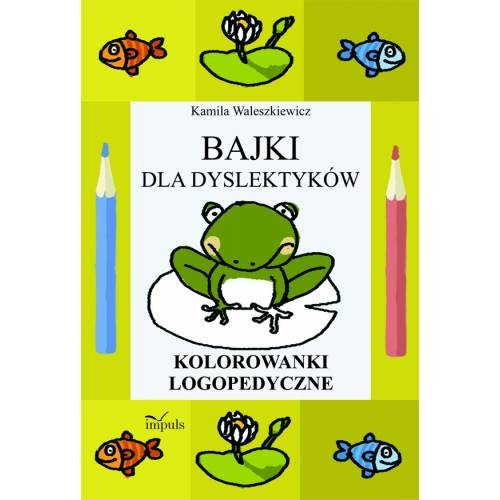 produkt - Bajki dla dyslektyków