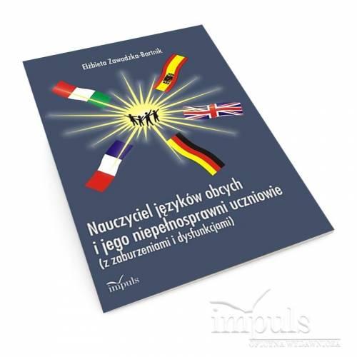 produkt - Nauczyciel języków obcych i jego niepełnosprawni uczniowie