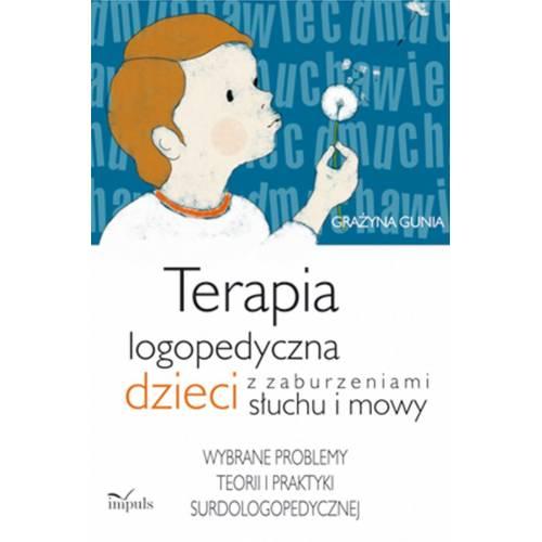 produkt - Terapia logopedyczna dzieci z zaburzeniami słuchu i mowy