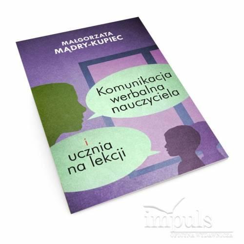produkt - Komunikacja werbalna nauczyciela i ucznia na lekcji