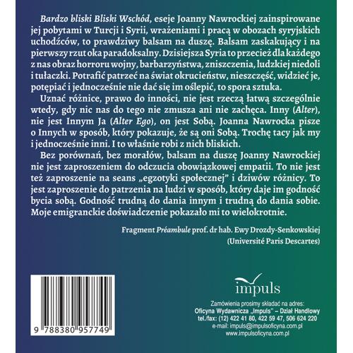 produkt - Bardzo bliski Bliski Wschód. The Middle East: in the Middle of the Heart