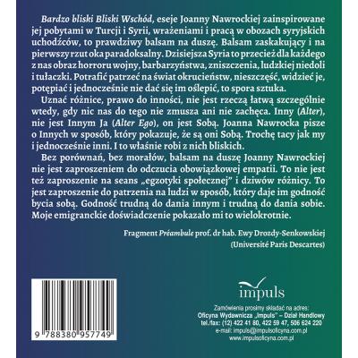 Bardzo bliski Bliski Wschód. The Middle East: in the Middle of the Heart