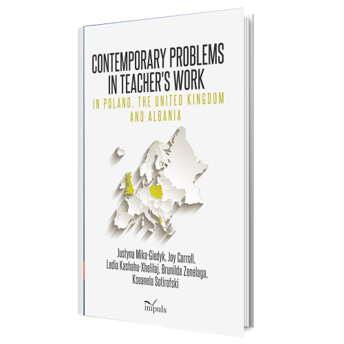 produkt - Contemporary Problems in Teacher's Work – in Poland, the United Kingdom and Albania