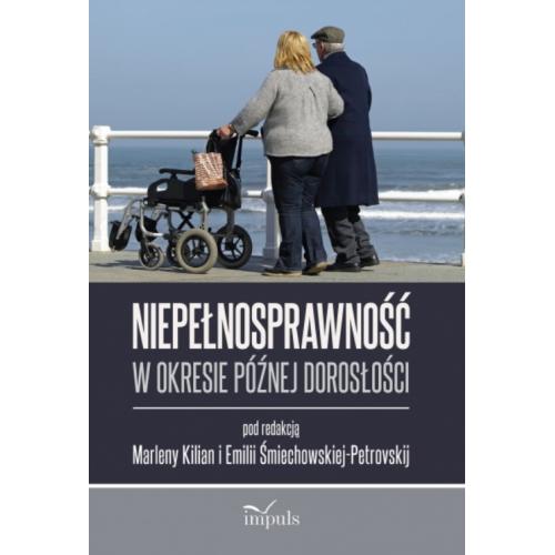 produkt - Niepełnosprawność w okresie późnej dorosłości