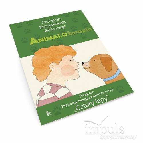 """Animaloterapia. Program Przedszkolnego Klubu Animals """"Cztery łapy"""""""
