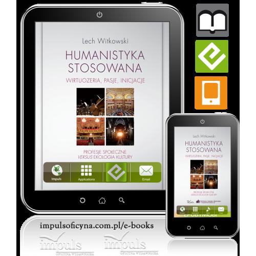 produkt - Humanistyka stosowana e-book