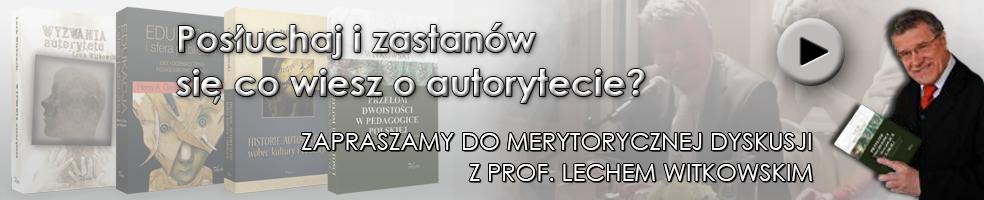 zaprasza Lech Witkowski