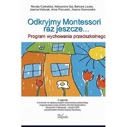 produkt - Odkryjmy Montessori raz jeszcze…