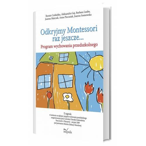 produkt - Odkryjmy Montessori raz jeszcze