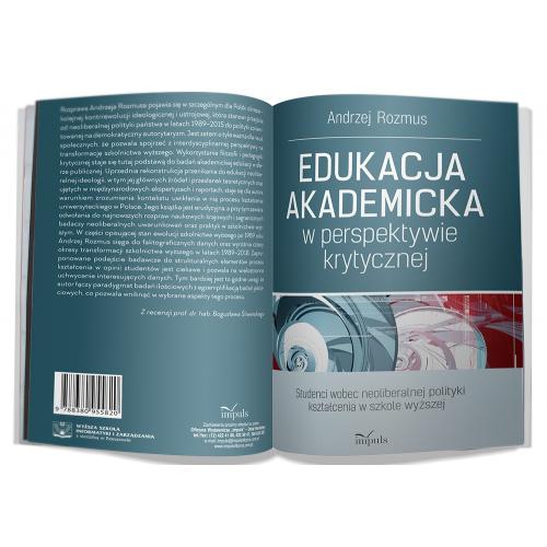 produkt - Edukacja akademicka w perspektywie krytycznej