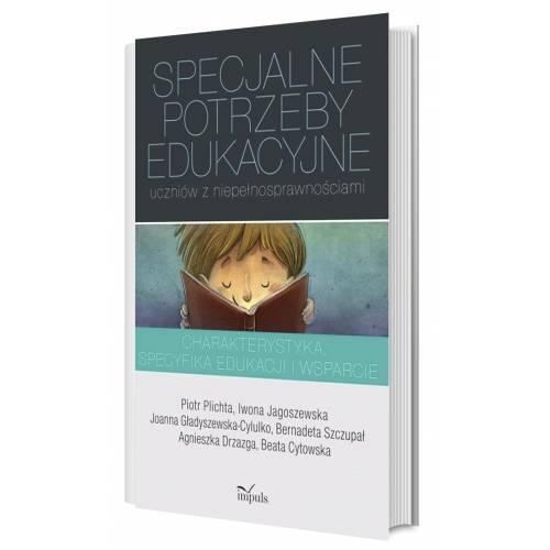 produkt - Specjalne potrzeby edukacyjne uczniów z niepełnosprawnościami