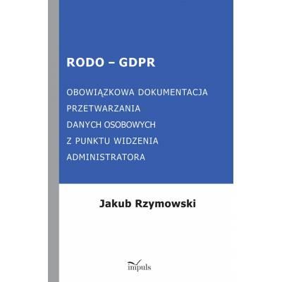 RODO - GDPR