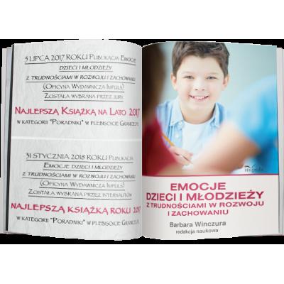Emocje dzieci i młodzieży z trudnościami w rozwoju i zachowaniu