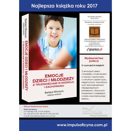 produkt - Emocje dzieci i młodzieży z trudnościami w rozwoju i zachowaniu