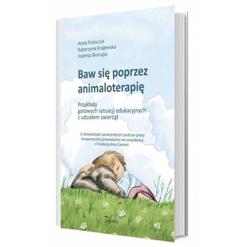 produkt - Baw się poprzez animaloterapię