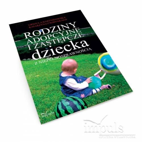 produkt - Rodziny adopcyjne i zastępcze dziecka z niepełnosprawnością