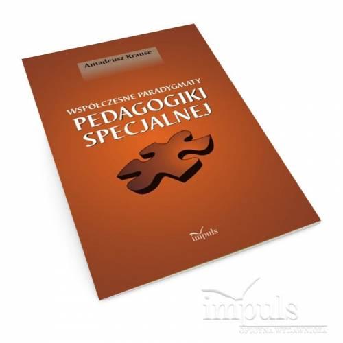 produkt - Współczesne paradygmaty pedagogiki specjalnej