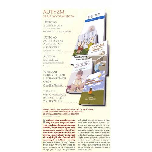 produkt - Wybrane formy terapii i rehabilitacji osób z autyzmem