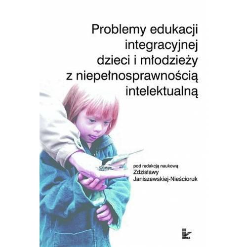 produkt - Problemy edukacji integracyjnej dzieci i młodzieży z niepełnosprawnością intelektualną