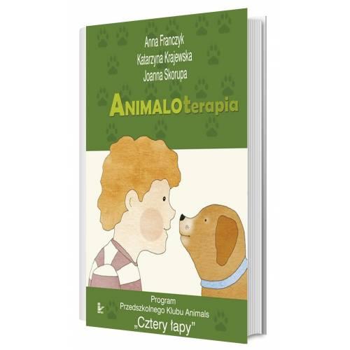 """produkt - Animaloterapia. Program Przedszkolnego Klubu Animals """"Cztery łapy"""""""