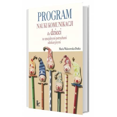 produkt - Program nauki komunikacji dla dzieci ze specjalnymi potrzebami edukacyjnymi