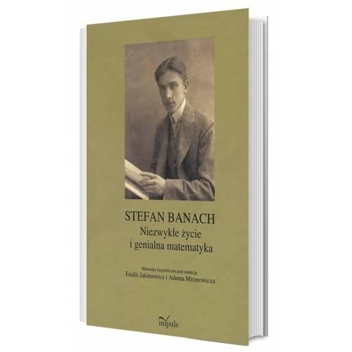 produkt - Stefan Banach Niezwykłe życie i genialna matematyka
