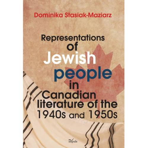 produkt - Representations of Jewish people in Canadian literature of the 1940s and 1950s