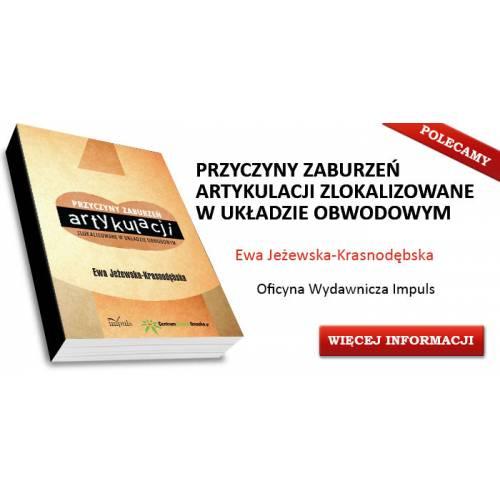 produkt - Przyczyny zaburzeń artykulacji zlokalizowane w układzie obwodowym