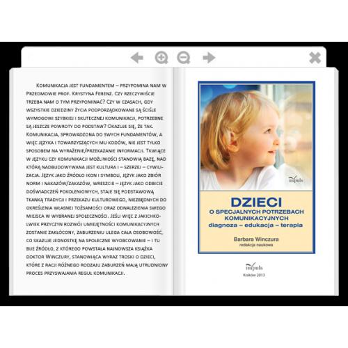produkt - Dzieci o specjalnych potrzebach komunikacyjnych