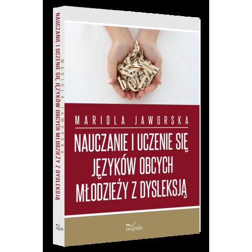 produkt - Nauczanie i uczenie się języków obcych młodzieży z dysleksją