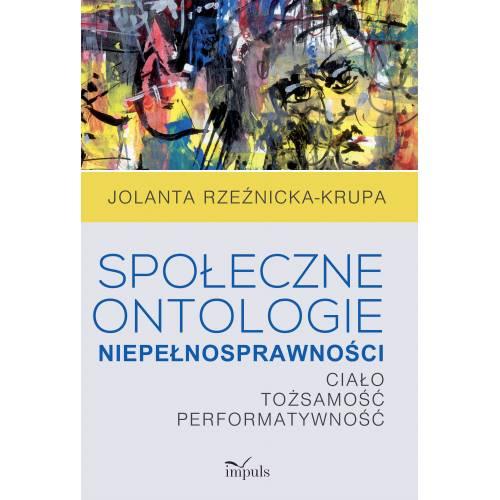 produkt - Społeczne ontologie niepełnosprawności