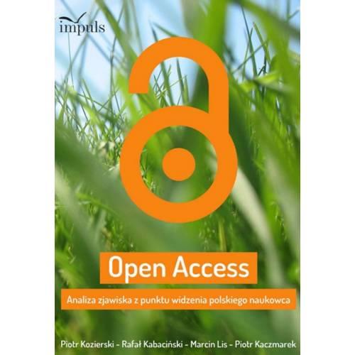 produkt - Open Access: Analiza zjawiska z punktu widzenia polskiego naukowca