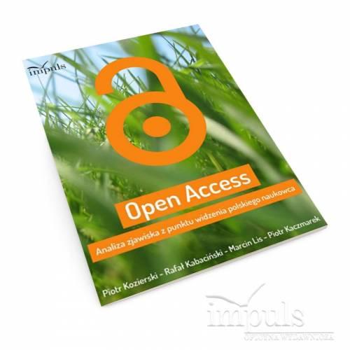 Open Access: Analiza zjawiska z punktu widzenia polskiego naukowca