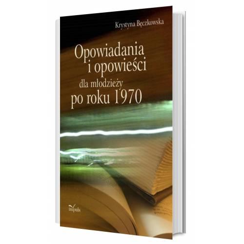 produkt - Opowiadania i opowieści dla młodzieży po roku 1970