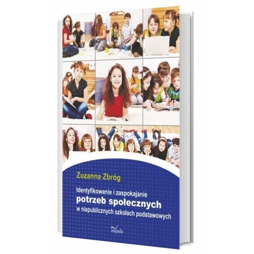 produkt - Identyfikowanie i zaspokajanie potrzeb społecznych w niepublicznych szkołach podstawowych