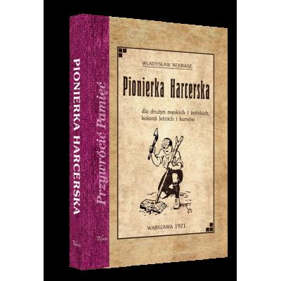 Pionierka Harcerska dla drużyn męskich i żeńskich, kolonij letnich i kursów