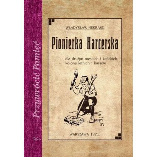 produkt - Pionierka Harcerska dla drużyn męskich i żeńskich, kolonij letnich i kursów