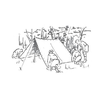Letnie obozy i kolonie harcerskie