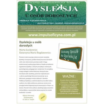 Dysleksja u osób dorosłych