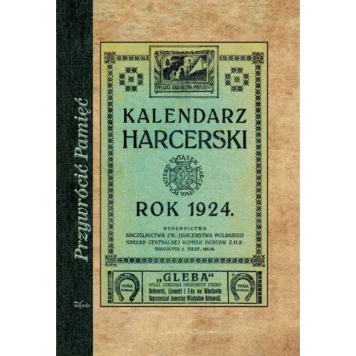 produkt - KALENDARZ HARCERSKI