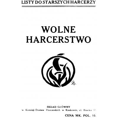 WOLNE HARCERSTWO
