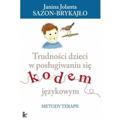 Trudności dzieci w posługiwaniu się kodem językowym