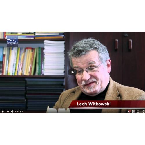 produkt - prof. dr hab. Lech Witkowski